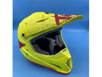 Sector Hype Helm S 55-56cm gelb