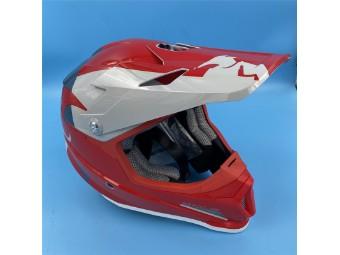 Helm Sector Share Größe XL 61-62cm Farbe: rot / grau