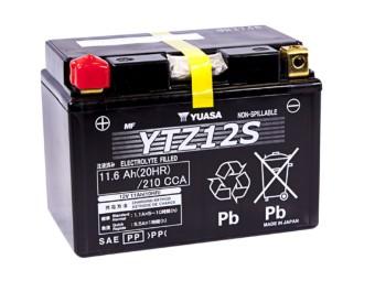 Batterie YTZ12S Nur Abholung Mit Altbatterieabgabe