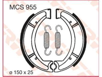 Bremsbacken TRW Standard