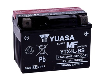 Batterie YTX4L-BS Nur Abholung mit Altbatterie Abgabe