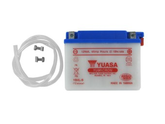 Batterie YB4L-B Nur Abholung mit Altbatterie Abgabe