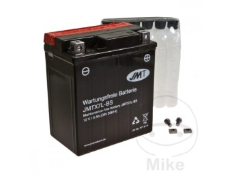 Jmt Batterie YTX7L-BS Nur Abholung mit Altbatterieabgabe