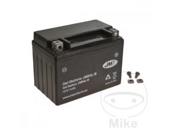 JMT  Batterie  YB4L-B GEL Nur Abholung mit Altbatterieabgabe