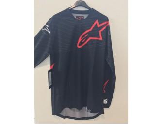 Venture Jersey schwarz rot