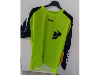 Sector S8 Jersey Lime