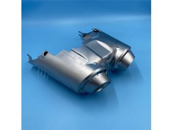 Auspuffschutz Yamaha FZ6 / FZ6 Fazer 2004 -2009