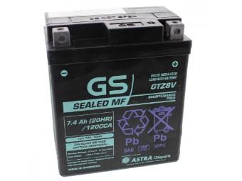 Batterie Motorrad GTZ8V wet GS