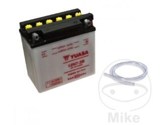 Batterie Motorrad 12N7-3B Yuasa