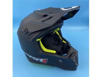 Helm J38 Größe L Farbe : Solid Matt Black
