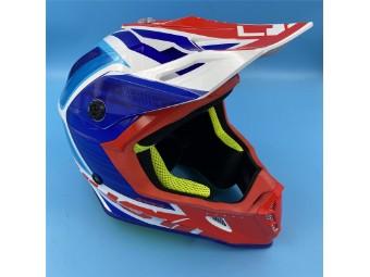 Helm J38 Blade Größe S Farbe : blue red white