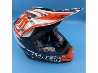 Helm J32 Pro Rave Größe L orange black