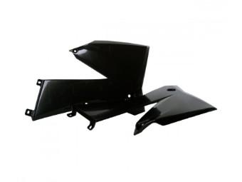 Kühlerverkleidung schwarz KtM SX EXC