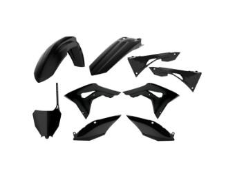 Plastiksatz schwarz CRF450 2017-20 90721