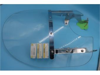 Windschild XVS650A Classic (ohne Schrauben und Hülsen)