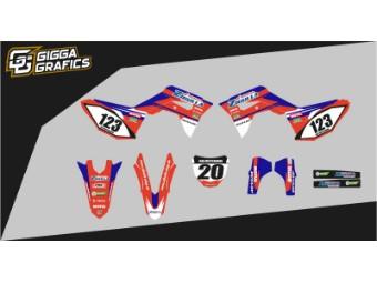 Teamdekor Honda 2021