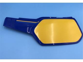 Seitendeckel links blau Repro