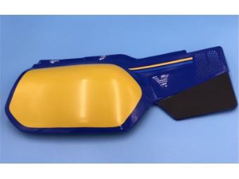 Seitendeckel blau rechts Repro