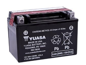 Batterie YTX9-BS Nur Abholung mit Altbatterieabgabe