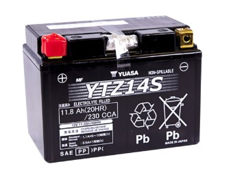 Batterie YTZ14S Nur Abholung mit Altbatterie Abgabe