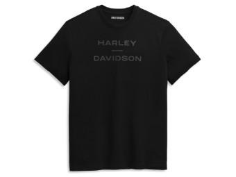 Herren T-Shirt Logo Tee