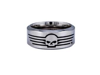 Ring Skull Lines