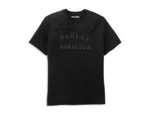 Herren T-Shirt 'Racer Font Graphic'