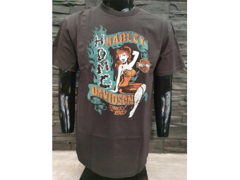Men Shop Shirt 'Burnout Traction'