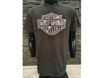 Men Shop Shirt Harley-Davidson Motor Cycles
