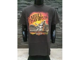 Men Shop Shirt 'Bike Authority'