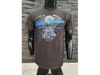 Men Shop Shirt 'V-Twin Expert'