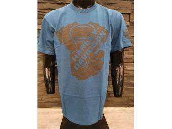 Men Shop Shirt 'Chromium Herd'