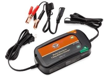 H-D Batterie Ladegerät 5A - Europa