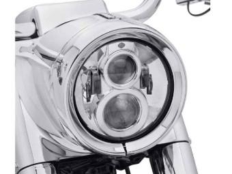 "7"" Daymaker Projectr LED Headl chrom"