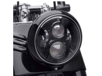 "7"" Daymaker Projectr LED Headl black"