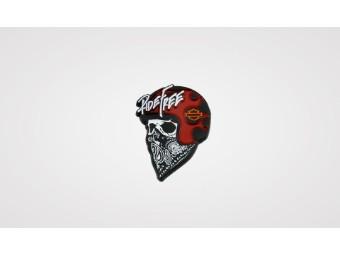 Pin 'Ride Free Skull'