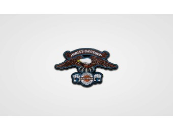 Pin Eagle Freedom Machine