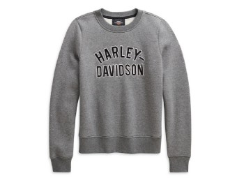 Pullover Heather Grey