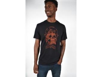 Herren T-Shirt 'Skull Space'