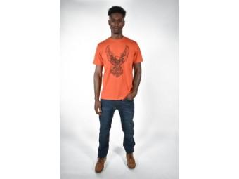 Herren T-Shirt 'Winged Eagle'