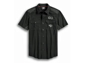 Hemd Performance Ripstop & Mesh Shirt