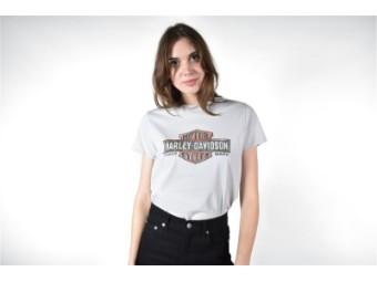 Damen T-Shirt 'Harley-Davidson'