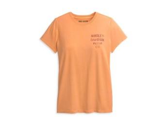 Damen T-Shirt 'Double'