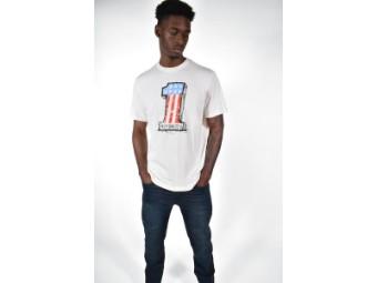 Herren T-Shirt 'Cracked #1'