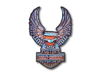 Aufnäher 'Eagle Chrom'
