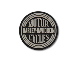 Aufnäher 'Harley-Davidson'