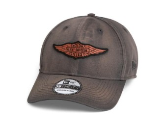 Baseballcap Stretch Fit Vintage 'Winged Logo'