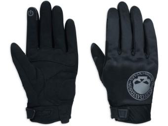 CE Softshell Handschuhe 'Skull'