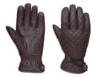 CE Damen Lederhandschuhe 'Messenger'