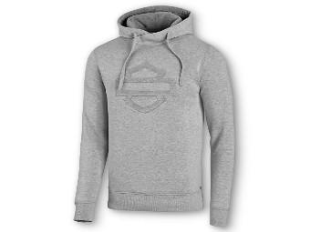Hoodie-Knit,grey